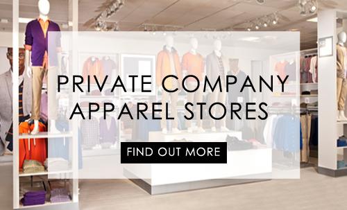 Private Company Apparel Stores