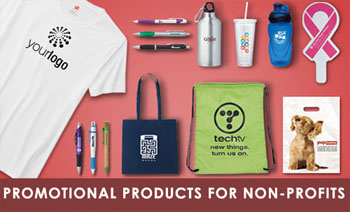 Promotional Products for Non Profit